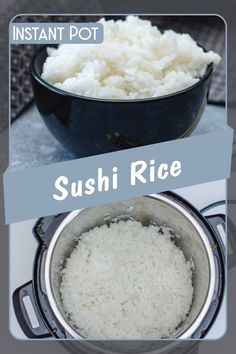 dessert sushi Wanna make Instant Pot Sushi Rice? My name is Corrie and I'm here to help! Oh and I also have FREE pressure cooker recipes especially for you :) Sushi Rice Recipes, Rice Cooker Recipes, Pressure Cooker Recipes, Crockpot Recipes, Sushi Rice Recipe Rice Cooker, Instant Pot Sushi Rice, How To Make Sushi, Homemade Sushi, Best Instant Pot Recipe