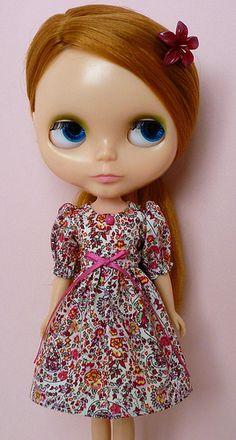 English Rose Tea Dress | by Pamsprettydesigns