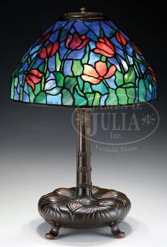 June Rare Lamps, Glass & Fine Jewelry Auction – Selected Highlights