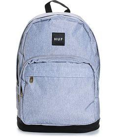 3d6a63c5a4 HUF Utility Backpack. Skate BackpacksGrey ...