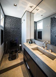 Este projeto da arquiteta Elaine Gonzalez, da UMM Arquitetura, para um apartamento de 100m²na região do Ibirapuera, abriga a residência de um jovem empresário, onde a automação se faz presente des…