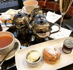 There's nothing better than our #AfternoonTea