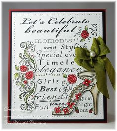 heartfelt creations all glammed up - Yahoo Image Search results