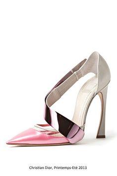 Christian Dior Printemps-Eté 2013 | Tendance Talons