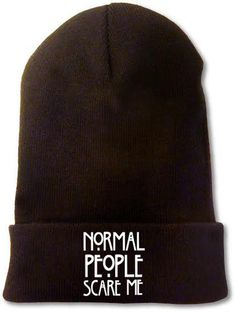 Normal People Beanie - Fresh-tops.com