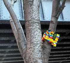 Noted Artist/Sculptor Jaye Moon Brings Her Vision to NYC Streets with Legos and Plexiglas