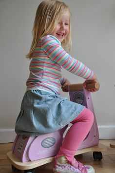 Having Fun on the Jamm Scoots