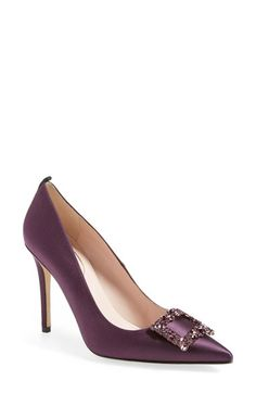 SJP by Sarah Jessica Parker 'Mary' Pointy Toe Pump (Women) available at #Nordstrom