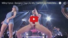 Watch: Miley Cyrus - Do My Thang (Live from Miami) See lyrics here: http://mileycyruslyric.blogspot.com/2013/10/do-my-thang-lyrics-miley-cyrus.html #lyricsdome
