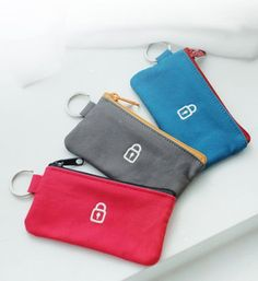 Mini Security Pouch