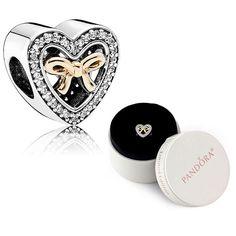 Pandora Sterling Silver Bound by Love Limited Edition Charm Přívěsky Pandora dbef17d5a69