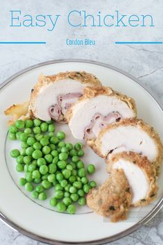 Easy Chicken Cordon