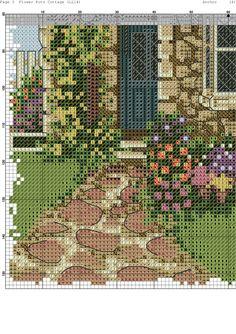 Flower Pots Cottage 5/6