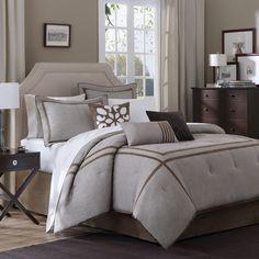7 Piece Amelia Comforter Set