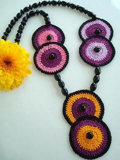 Possibilidades, um colar | Lidia Luz on Flickr - Photo Sharing!