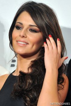 Cheryl Cole leads the celebrity fashion at Milan Fashion Week | More at - http://womansfashionworld.com/