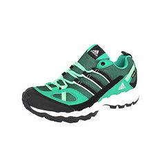 adidas Outdoor AX1 GTX Hiking Shoe  Womens Blaze GreenBlackGrey Rock 11 *** You can find more details by visiting the image link.