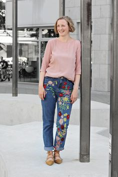 #ABOUTKISURA // Our stylist Johanna and her outfit of the day! Hole Dir Dein individuelles Outfit Deines persönlichen Stylisten auf on.kisura.de/21jkB0t !