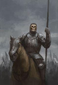 Undead Knight by Jonas Jensen