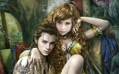 Fantasy Art Princess HD Wallpapers