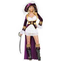 Walmart: Caribbean Queen Adult Halloween Costume