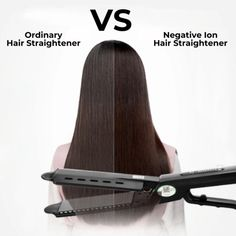 Mane Tamer™ Styler l Best Straightener For Thick Hair l Hot Sale – More Better Muse Best Straightener, Professional Hair Straightener, Frizzy Hair Tips, Curly Hair, Hair Breakage, Hair Straightening, Frizz Control, Bouncy Curls, Pudding