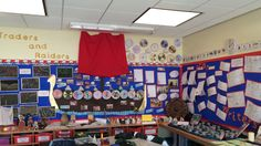 Traders and Raiders Year 4 Cornerstones Year 4 Classroom, Classroom Ideas, School Displays, Classroom Displays, Anglo Saxon, Raiders, Romans, Vikings, Sweden