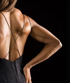 The Sexy Back Workout - 8 moves to banish bra bulge, back pain, and bad posture