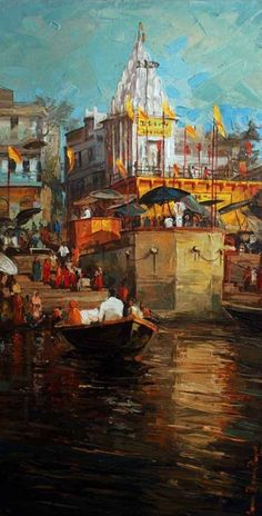 30 Traditional Indian Art Paintings on Canvas - Cartoon District