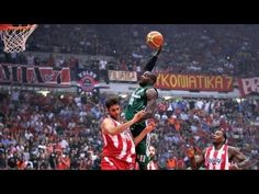 Stephane Lasme & James Gist | Finals Game 1 - Amazing DUNKS!