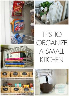 Small Apartment Organization Ideas | Small apartments ...