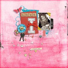 February 2014 BYOC Amy Martin Perfect Amount of Mess 4 https://the-lilypad.com/store/A-Perfect-Amount-of-Mess-v4.html One of Each  Amy Wolff Love Struck Elements Love Struck Papers Paint The Town Vol 3  Kim Jensen Big Rumpled Alpha  Sabrina Dupre This Love Elements  Font Heather Joyce The Young at Heart