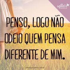 #Frases Curtas #respeito #Frases para Pensar  @refletir #reflexao, #pensamentos,