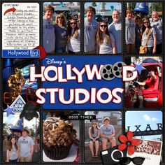 """Movie Reels as """"O"""" - Disney Hollywood Studios General - Page 13 - MouseScrappers.com"""