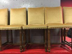 Suite De 6 Chaises De Style Louis XIII, Du XIXème, Galerie JCMC, Proantic Objet D'art, Bar Stools, Furniture, Home Decor, Style, Stools, Chairs, Antique Shops, Bar Stool Sports