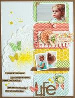 A Project by JenGallacher from our Scrapbooking Gallery originally submitted 09/03/12 at 08:56 AM