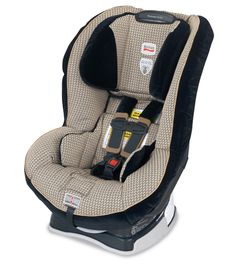 We have three Britax Boulevard car seats, I've never found a better seat for us! They are amazing!