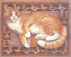 D2 ON PERUVIAN RUG BY LESLEY ANNE IVORY