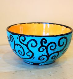 Color me mine inspiration:) I want to paint a set of ceramics for my kitchen someday.