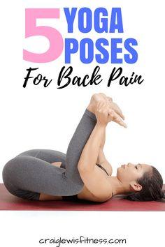 yoga for lower back pain yoga health  yoga