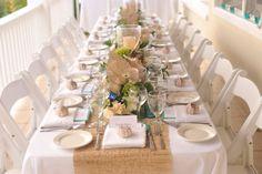 Nice sea inspired table