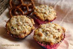 Comfy Cuisine: Pretzel Chocolate Chip Muffins