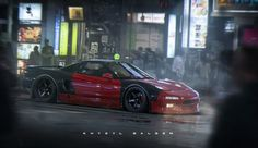 Ready or Not. Made a NSX image a few days ago that I didn't like, so I made one that I liked.