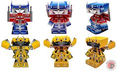 TOYSREVIL: nicebunny's free downloadable hedkase transformers