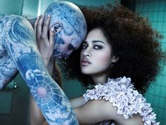 Bilder: Zombie Boy Originale - Germany´s next Topmodel 2013 - Gallery