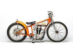 The precursor to the famous Crocker v-twin, Albert Crocker built just 31 speedway bikes be...