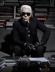 Twitter / KarlLagerfeld: Karl Lagerfeld will attend ...