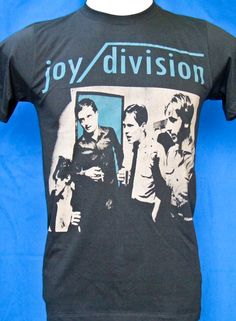 vintage tees $12 Old Shirts, Joy Division, Band Tees, Vintage Tees, Cool Tees, Rock And Roll, Graphic Tees, Mens Fashion, Retro