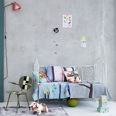 7 Anthro-Style Kids' Rooms With Personality