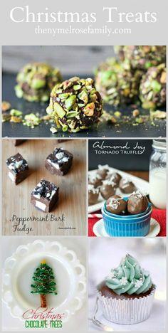 Christmas Treats #holiday #desserts